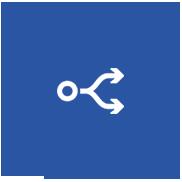 Logo of a company